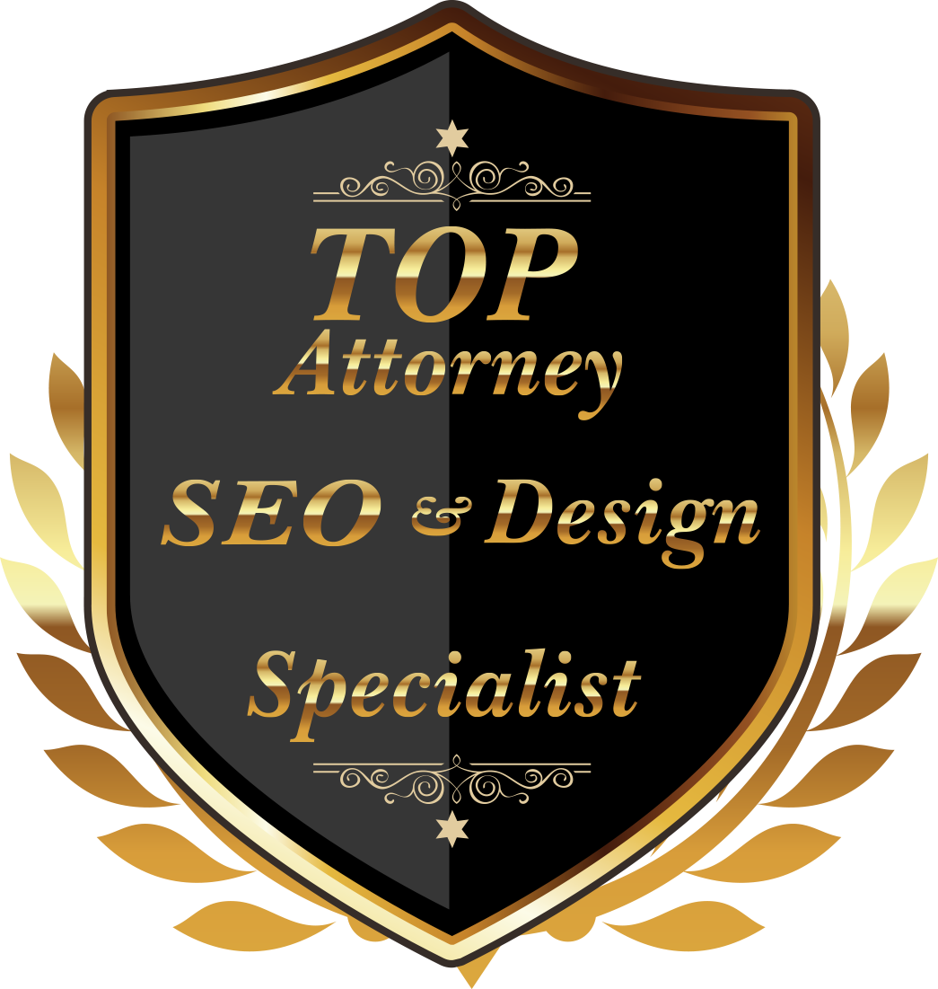 Badge - TOP Attorney SEO & Design Specialist