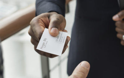 Mistakes to Avoid When Designing a Business Card